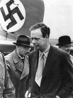 Many Americans, such as the highly popular Charles Lindbergh, were highly favorably impressed by  the new German social order – even sugesting that America should draw some lessons from it .  Charles Lindbergh being received by Nazis in Bremen - 1937  AP