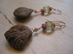 Insouciant Studios Shelldance Earrings by InsouciantStudios