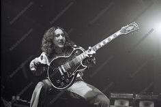 Mick Box in 1976
