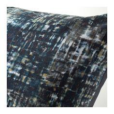 SMÅTÖREL Cushion, multicolor, dark