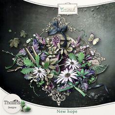 New hope [TDnewhope] - €4.00 : My Scrap Art Digital, Passion for Digital Scrapbooking