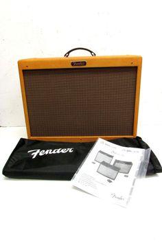 Fender Hot Rod Deluxe III Guitar 180/40W Combo Amplifier Tweed  #Fender