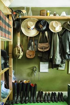dustjacket attic: Interiors | India Hicks' Country Home