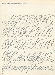 sciptlettering p22 | patricia m | Flickr