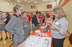 Mother McAuley Career Fair - Beverly Review