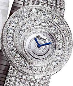 Chopard diamond watch