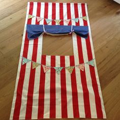 Puppet theatre - use this for a wiggles party and have the wiggles screening on TV