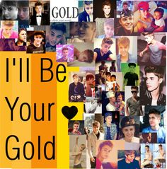"""My Gold"" by crazeebabeebieber on Polyvore"