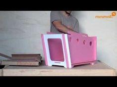 Casinha De Cachorro Desmontável E Ecológica Minihaus Grande - R$ 658,90 em Mercado Livre