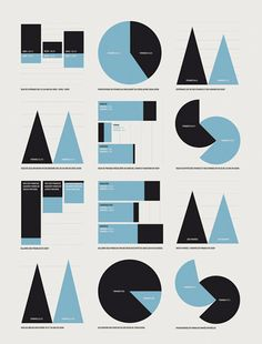 Infographics Galore, 11 STUNNING Examples of Design-Enhanced Data | Viget, These could be used as letters...