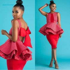 Shweshwe dresses outfits 2019 collection By Diyanu - African Plus Size Clothing at D'IYANU African Traditional Wedding Dress, African Fashion Traditional, African Inspired Fashion, African Print Fashion, Africa Fashion, Traditional Outfits, Traditional Weddings, Traditional Cakes, Ethnic Fashion