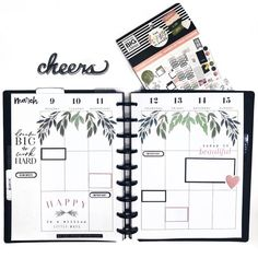 Cute Planner, Goals Planner, Planner Pages, Planner Ideas, Glam Planning, Daily Planning, Room Layout Planner, Happy Planner Accessories, Geek Furniture