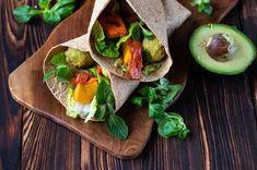 Mealprep Falafel-Wraps_ Falafel Wrap, Meal Prep, Tacos, Mexican, Meals, Ethnic Recipes, Finger Food, Healthy Meals, Clean Foods