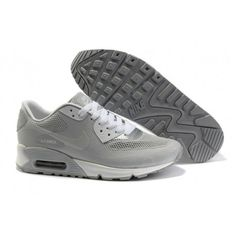 best authentic f09c3 1676b  61.71 air max 90 hyperfuse grey,Mens Cheap Nike Air Max 90 Hyperfuse  Trainers Grey