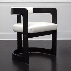 Streamline Art Deco Design Armchair 1930s By Karl