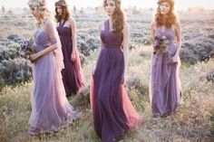 Bridesmaid Dresses | Vowslove.com Blog