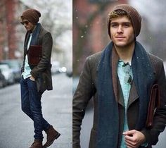 Fall mens outfit