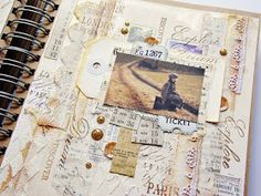 Scrap Around The World: Video Tutorial by Marta Turska-Grochocka {Design Team 'Moment To Shine'}