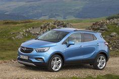 Opel Mokka X: già 100.000 le unità vendute