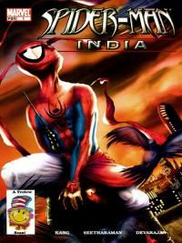 Spiderman India Series Issue 01