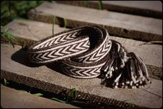 Tablet woven belt by WonderfulSun.deviantart.com on @deviantART