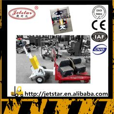 Jetstar 1000kg Cheap Electric Tow Mover Forklif Tractor