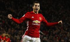 Mkhitaryan not included on Armenian 'top 10 athletes of 2016' list