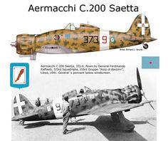 C.200 Saetta