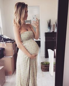 11 Gorgeous Celebrities Show Off Their Summer Baby Bumps Cute Maternity Outfits, Pregnancy Outfits, Maternity Fashion, Pregnancy Photos, Maternity Dresses, Maternity Style, Summer Maternity, Pregnancy Belly, Maternity Shoots