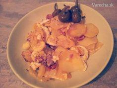 tradičné francúzske zemiaky aké doma robíme roky
