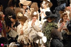 FASHION JAPAN: fur fur S/S 2010 (Japan Fashion Week)