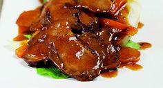 Kachní prsa se švestkovou omáčkou. Chicken Wings, Pork, Meat, Recipes, Kale Stir Fry, Pigs, Rezepte, Pork Chops, Recipies