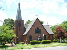 St. Luke's Church and Cemetery in Lincoln County, North Carolina.