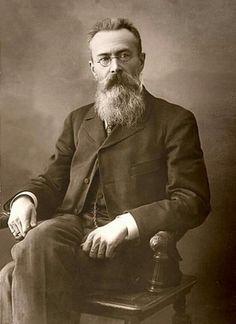Nikolay Rimsky-Korsakov. 1897.