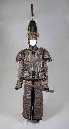 chinese imperial armor - Recherche Google