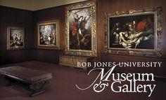 Bob Jones University Museum & Gallery - Greenville, SC   Groupon