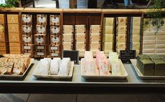 Soap display by Creature Comforts, via Flickr
