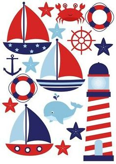boat ships sailing nursery wall View more on t. - sailing Sail boat ships sailing nursery wall View more on t. Machine Silhouette Portrait, Decoration Creche, Sailor Birthday, Sailor Theme, Nursery Wall Stickers, Wall Decals, Wall Art, Wall Mural, Nautical Party