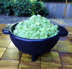 Bobbi's Kozy Kitchen: Holy Guacamole