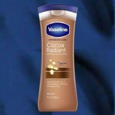 Vaseline Cocoa Butter, Vaseline Lotion, Vaseline Petroleum Jelly, Pure Cocoa Butter, Jelly Cream, Jelly Babies, Moisturizer For Dry Skin, Natural Glow, Body Lotion