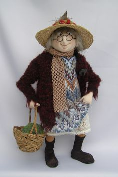 Art Doll  by Jill and Gordon Maas