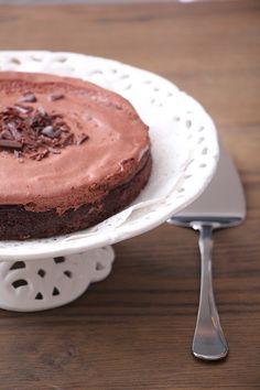 Sunn sjokoladekake