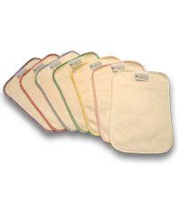 BabyKicks Prefold Diaper 3-Pack Natural X-Large