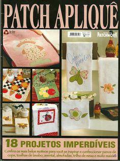 revista de patch apliquê - Jozinha Patch - Álbumes web de Picasa