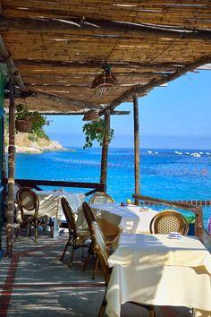 Seaside, Isle of Capri, Italy #travel #italy