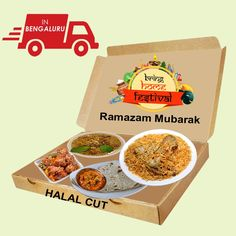 Want to make your ‪#‎IFTAR‬ meal more delicious? Order IFTAR combo with Chicken Haleem, Hyderabadi Chicken Biryani, Boneless Chilly Chicken, Rumali Roti and Butter Chicken only @ ‪#‎BringHomeFestival‬. Get 30% off on all ‪#‎Ramzan‬ food items only between 11 am to 12 noon. Hurry up! Limited offer!