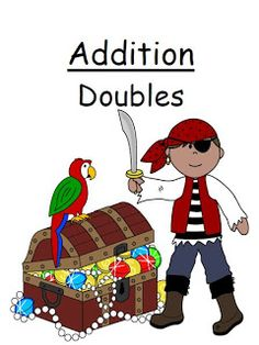 "Fern Smith's Classroom Ideas! Fern's Freebie Friday ~ FREE Center Game Math Addition ""Doubles"" Concept REVISED! $0"