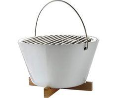 Tafelbarbecue - wit - Eva Solo - Bohero