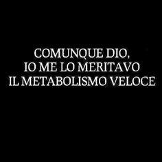Buongiorno a tutti quelli che non hanno il metabolismo veloce  #buongiornocosì #disagio #metabolismo #dieta