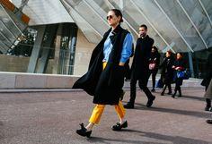 Street Style: Paris Fashion Week Fall 2015, Part 2 – Vogue